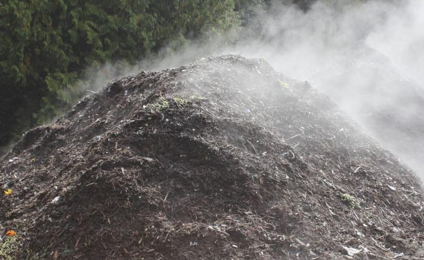 Les combustions spontanées de biosolides : le cas du compost