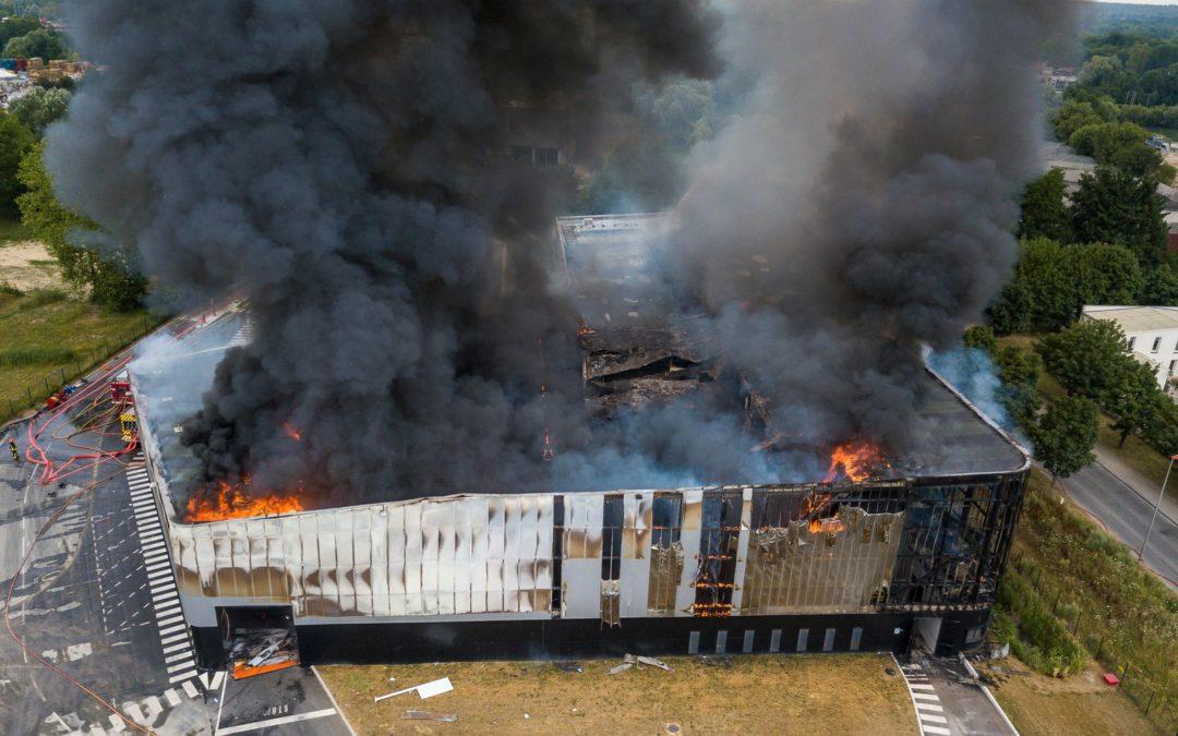 Le risque incendie, enjeu majeur de la gestion des déchets